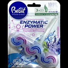 Brait Enzymatic Power WC závěs Lavender 45 g