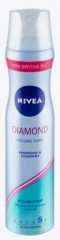 Nivea lak na vlasy Diamond Volume Care, 250 ml