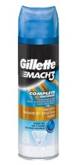Gillette Mach3 Close&Smooth 200ml gel