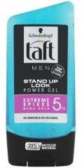 Taft Looks Stand-up Look stylingový gel 150 ml