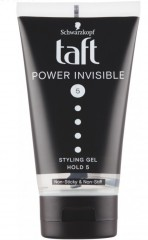 Taft Invisible Power stylingový gel 150 ml