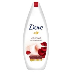 Dove Velvet soft sprchový gel 250 ml