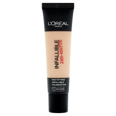 L'Oréal Paris Infallible 24h, zmatňující make-up Rose Beige 13
