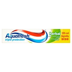 Aquafresh Triple Protection Herbal zubní pasta 125 ml