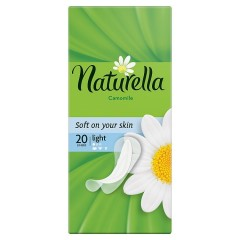 Naturella Camomile Light daily intimky deo 20 ks/bal.