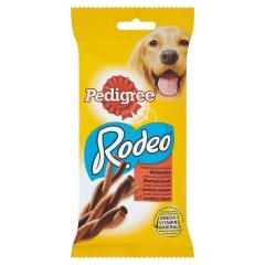 MS PEDIGREE PEDIGREE Rodeo hovezi 7ks 122g 122 g