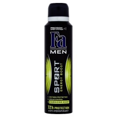 Fa Men Sport Double Power Power Boost antiperspirant 150 ml