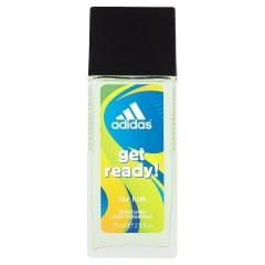 Adidas Get Ready deodorant ve skle 75 ml
