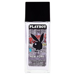 Playboy New York Deodorant ve skle 75 ml