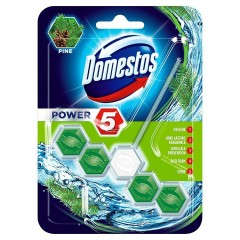 Domestos Power 5 Pine WC blok  55 g