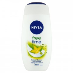 Nivea NIVEA Sprchový gel Free Time 250 ml