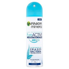 Garnier Mineral Pure Active minerální antiperspirant ve spreji 150 ml