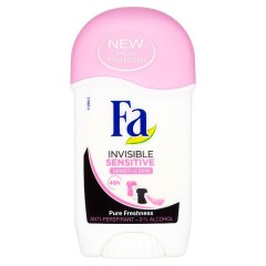 Fa Invisible Sensitive tuhý antiperspirant 50 ml